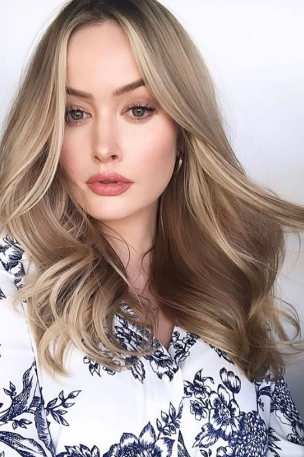 35+ The trends of soft curtain bangs long hair for summer hairstyles
