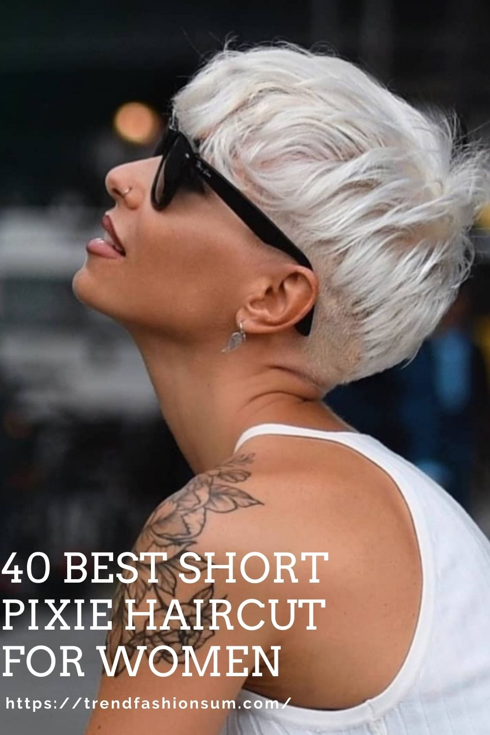 How to do a short pixie haircut to make you Capable!