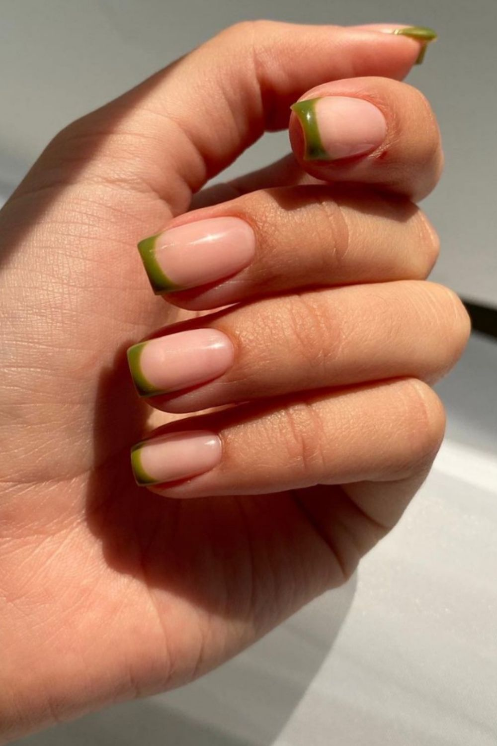 35+ best square nail shape for your summer nails designs
