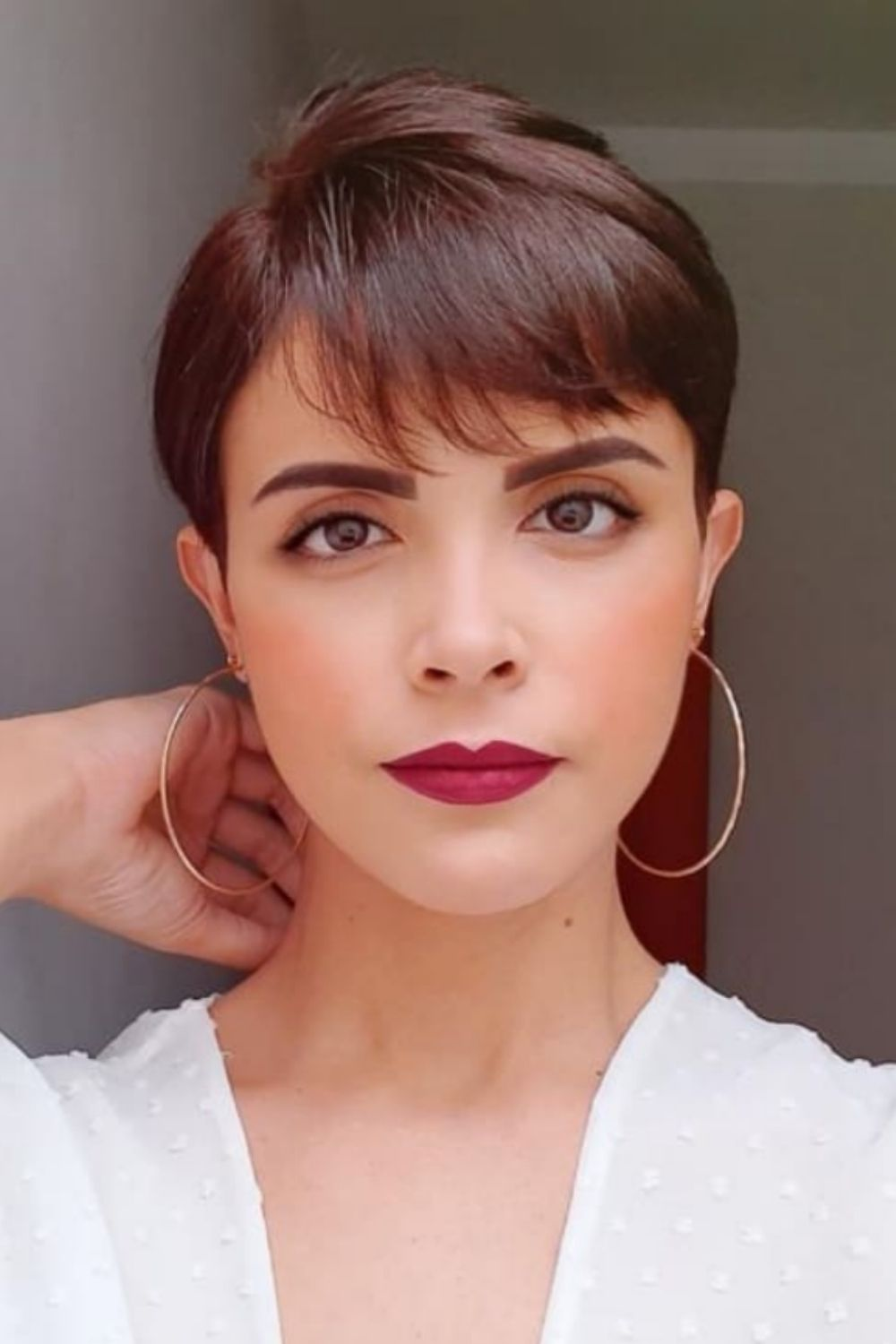 How to style very short pixie haircut for Cool girls 2021?