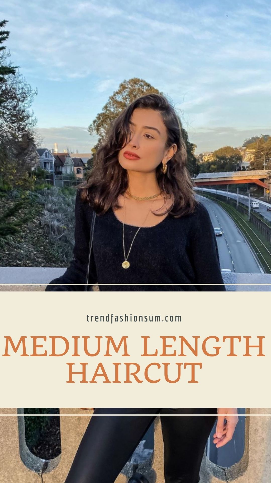 Medium length haircut   Stylish 2021 hairstyles for women of all ages
